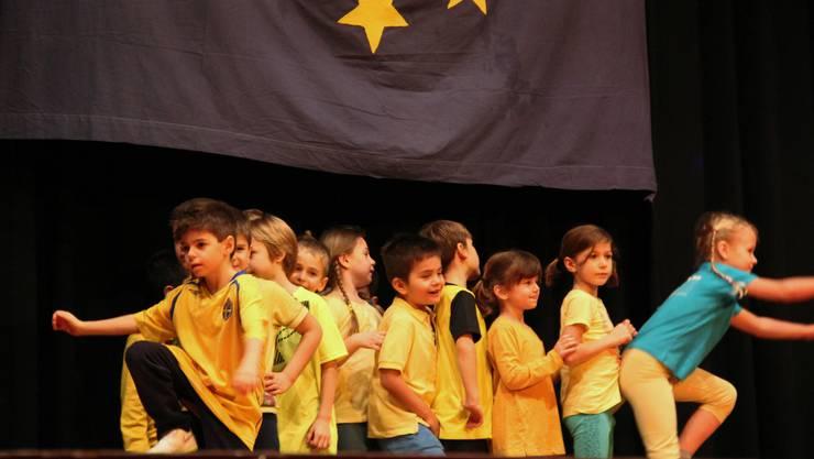 Nach Schweden ging es mit den Kinderturnern Geroldswil