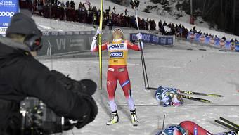 Auch in Meraker nicht zu stoppen: Therese Johaug