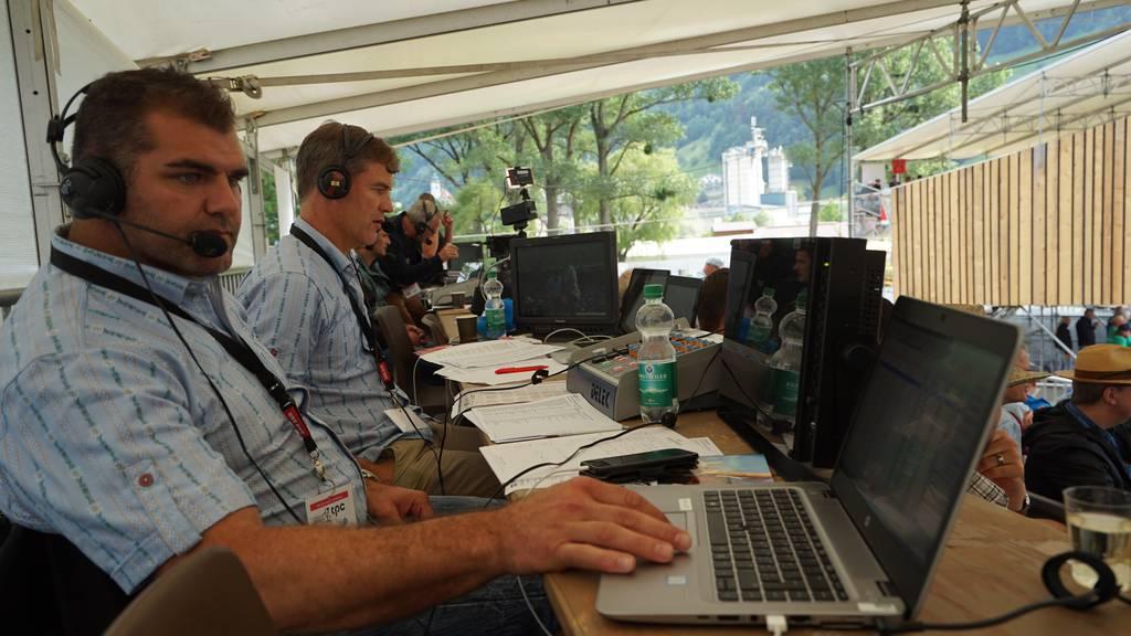 ISAF LIVE: Blick hinter die Kulissen