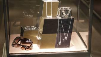 Schmuck in einem Tiffany-Schaufenster in Kalifornien (Symbolbild)