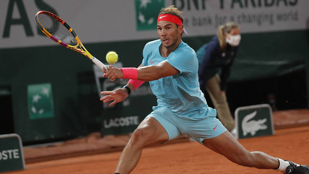 Nadal besteht Test gegen Teenager Sinner