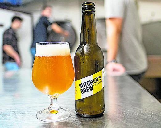 Erfolgreich experimentiert: Das «Butcher's Brew».