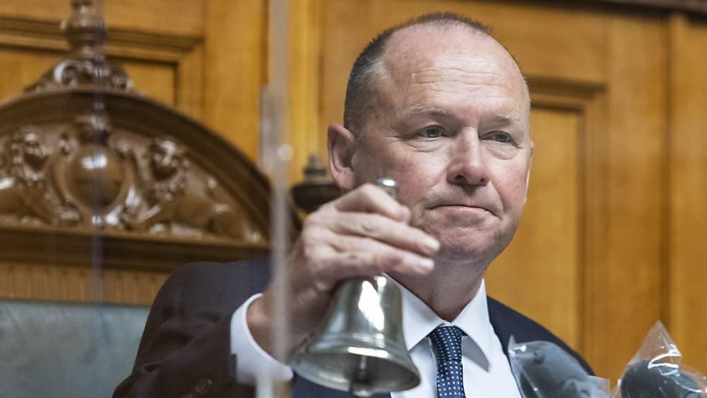 Corona-Krise prägt Budgetdebatte im Nationalrat