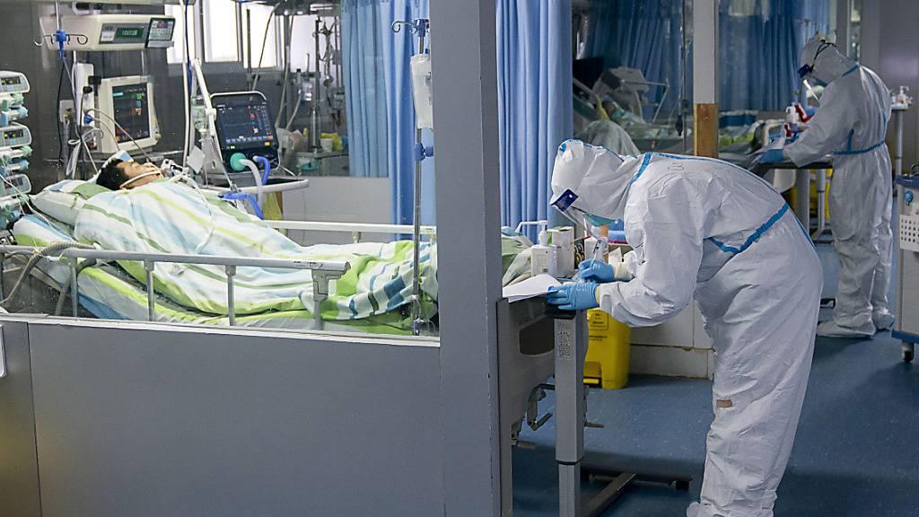 Sorge vor Pandemie: Chinesen sollen nicht mehr ins Ausland reisen