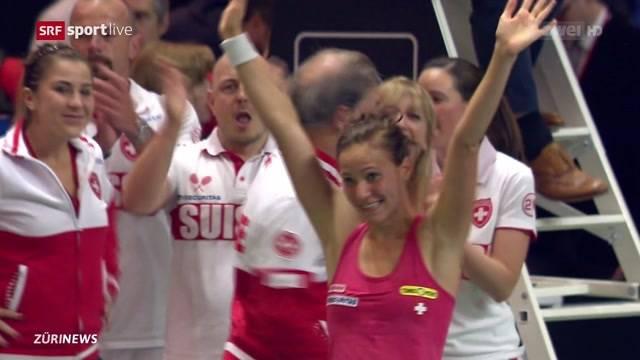 Fedcup-Final: Traum geplatzt