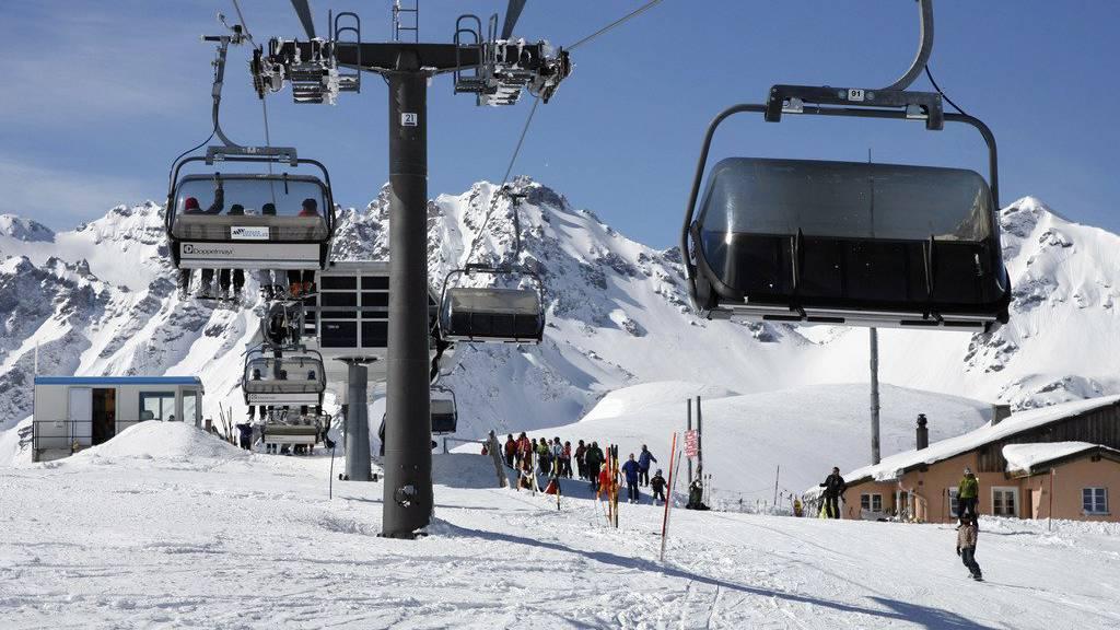 Die Bergbahnen im Pizol sollen in den nächsten sechs Jahren über vier Millionen Franken erhalten.