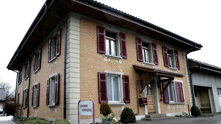 Das markante Gebäude in Klinkerstil soll den Recherswilern erhalten bleiben.