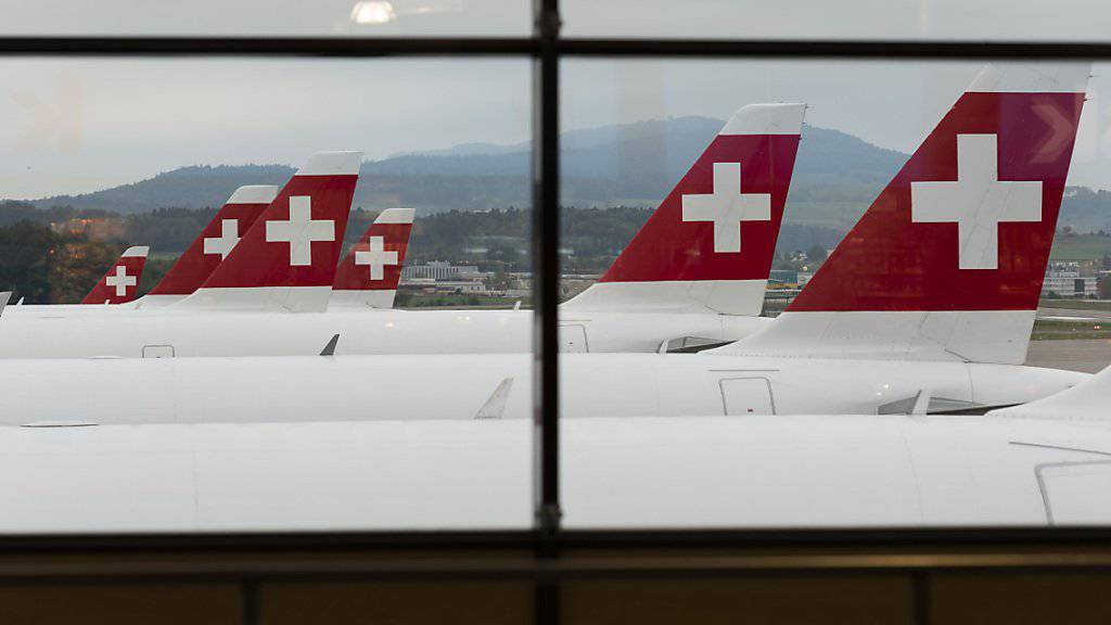 Am Flughafen Zürich herrschte im ersten Halbjahr viel Betrieb. (Archivbild)