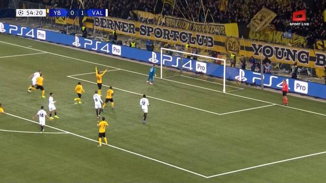 Unentschieden, aber Hoarau schreibt YB-Geschichte