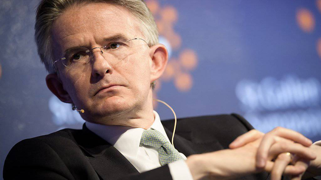 Der Chef der Grossbank HSBC, John Flint, ist in der Nacht auf Montag überraschend zurückgetreten. (Archivbild)