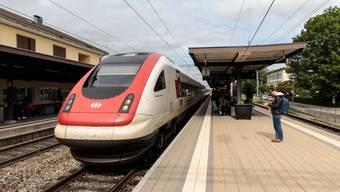 Geht's nach den SBB, ist Grenchen im Juli punkto Intercity weg vom Fenster.