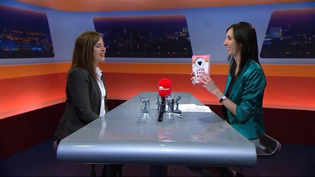 TalkTäglich mit Morena Diaz, der berühmtesten Primarlehrerin der Schweiz.