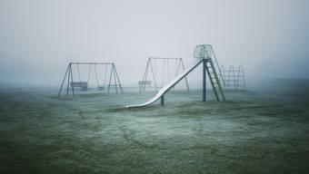 Neid ist Eltern gewiss, Neid kann aber auch zu Mitleid werden: Ein verlassener Spielplatz.