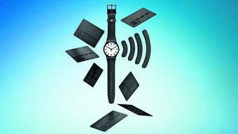 Eine neue Chance ergibt sich mit dem weltweiten Trend zum bargeldlosen Zahlen. «Swatch-Pay» heisst die Antwort aus der Schweizer Uhrenmetropole.
