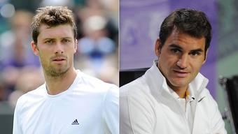 Brands in Hamburg gegen Federer.