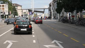 Bahnhofplatz Solothurn
