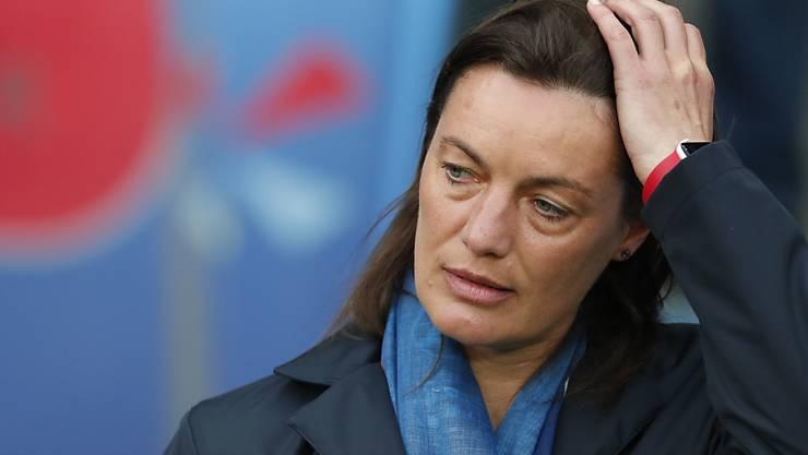 Corinne Diacre will Frankreich an der WM im eigenen Land zum Titel führen