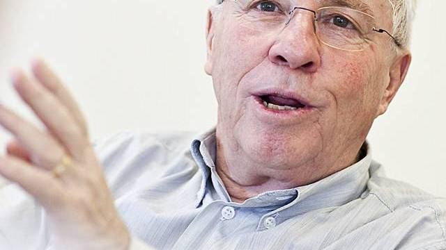 Vom Ex-Buchhalter berogern: Christoph Blocher