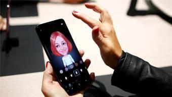 Gestern Abend in Barcelona vorgestellt: Das neue Galaxy S9 von Samsung.
