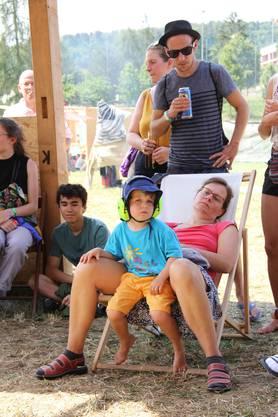 Das Festival bietet sowohl für Jung als auch Alt ein abwechslungsreiches Programm.