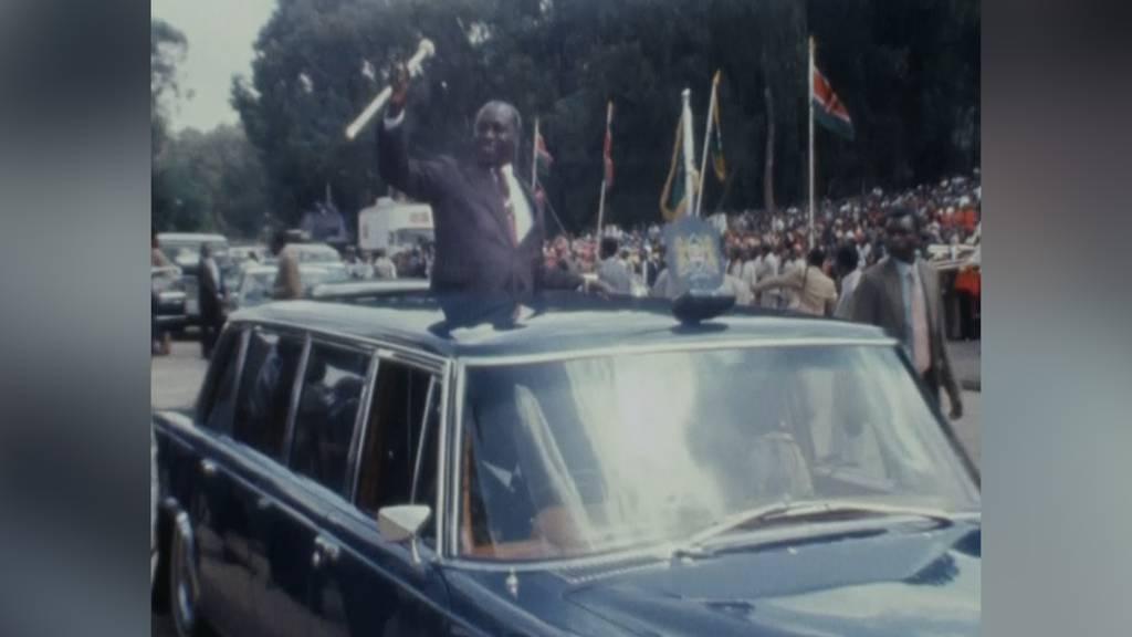 Kenia: Ehemaliger Präsident im Alter von 95 gestorben