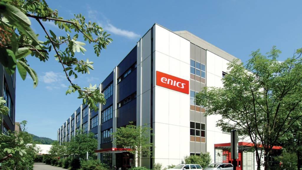 Bei der Enics Schweiz in Turgi AG sollen Stellen gestrichen werden