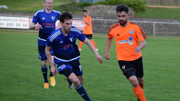 Der FC Concordia geht als Aussenseiter in den Basler Cupfinal.