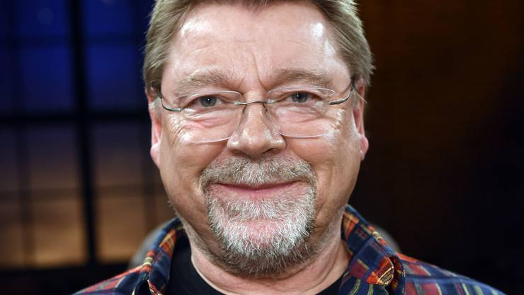 Der Moderator Jürgen von der Lippe feiert am 8. Juni 2018 seinen 70. Geburtstag. (Archiv)