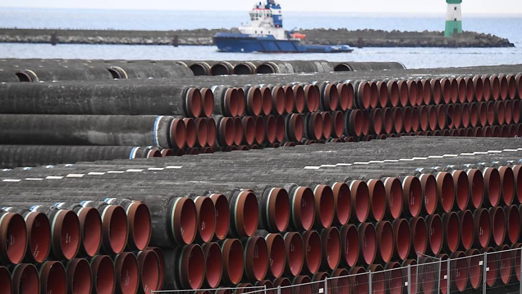Leyen zu Nord Stream 2: Kooperation mit Russland immer schwieriger