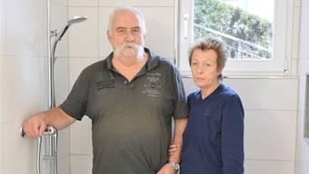Ehepaar Ebinger kann fünf Monate nach dem Unwetter heimkehren – Hang bleibt vorerst ungesichert