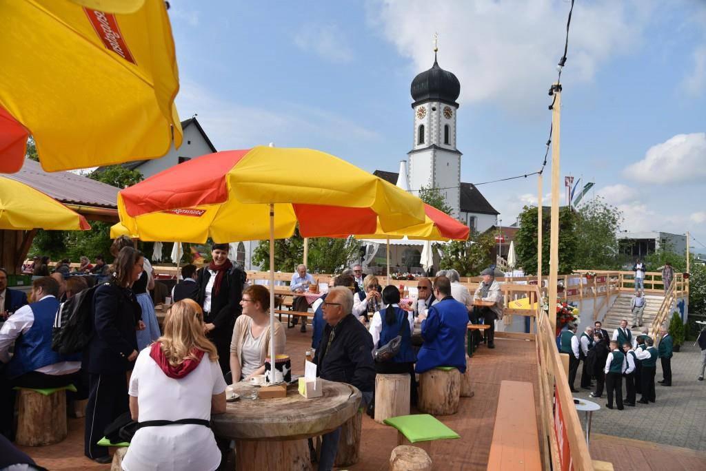 Sonntag am Musikfest Lenggenwil (© zVg)