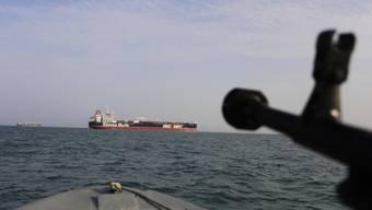 Wichtig für die Ölversorgung: Iran will laut offiziellen Angaben keine Störung der Schifffahrt in der Strasse von Hormuz. (Symbolbild)