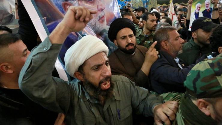 Die Tötung von Kassem Soleimani durch die USA lässt die Lage im nahen Osten eskalieren.