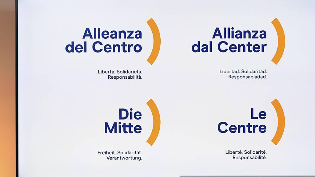 Fusionsvertrag für «Die Mitte Graubünden» unterzeichnet