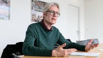 Der Solothurner Historiker Peter Keller macht sich Gedanken zur Geschichte seiner Stadt.