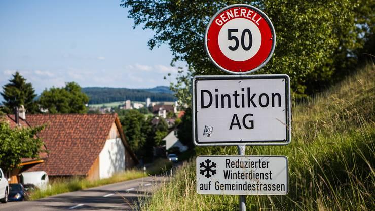 Dintikon hat schon ,mehrmals Einbürgerungsgesuche an der Urne abgelehnt.
