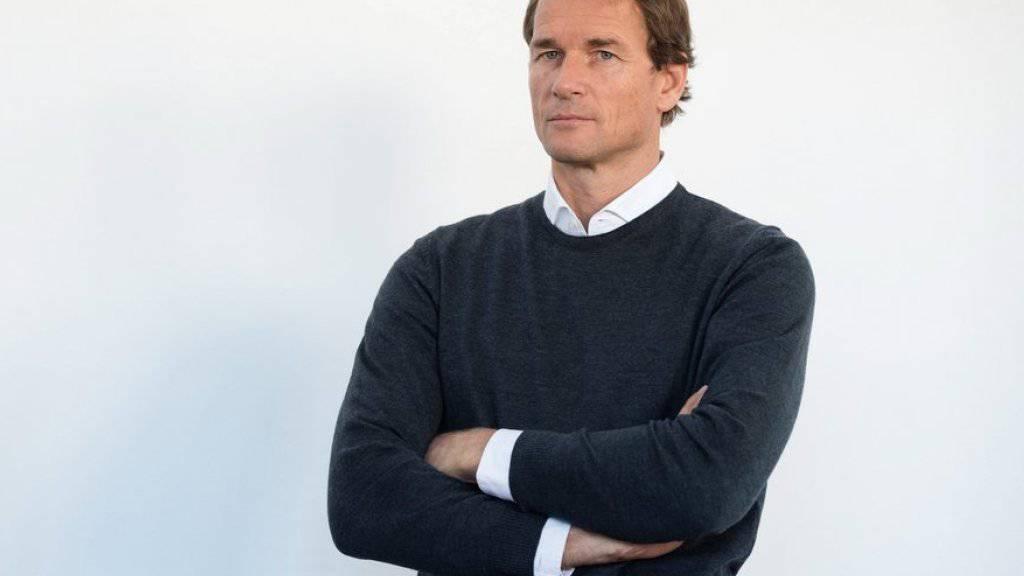 Scheint auch als Autofahrer die Herausforderung zu suchen: Ex-Goalie und Fussballexperte Jens Lehmann.