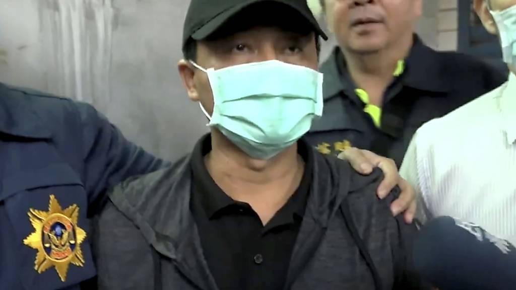 Nach Zugunglück in Taiwan mit 50 Toten: Kranwagenfahrer in Haft