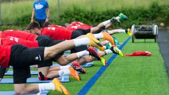 Nach über zwei Monaten Pause kehrt der FCA am 25. Mai ins Mannschaftstraining zurück