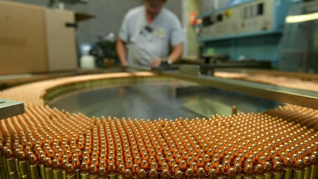 Kommission lehnt Verkauf von Munitionssparteder Ruag ab