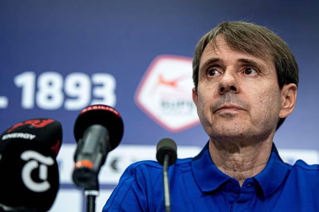 Bernhard Burgener übernahm im Sommer 2017 die Führung beim FCB. Sein Ziel, die Kosten zu senken, hat er bislang nicht erreicht.