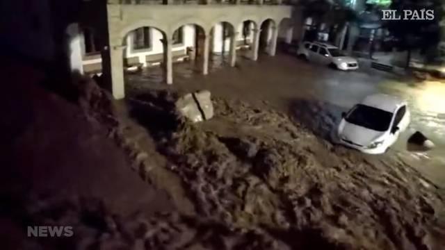 Mindestens 9 Tote wegen heftigen Unwetter auf Mallorca