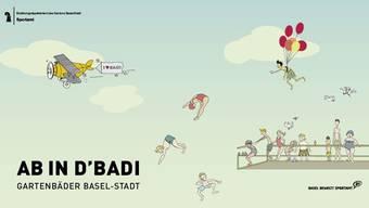 Besser spät als nie: Den Basler Badis steht eine turbulente Woche bevor. ZVG