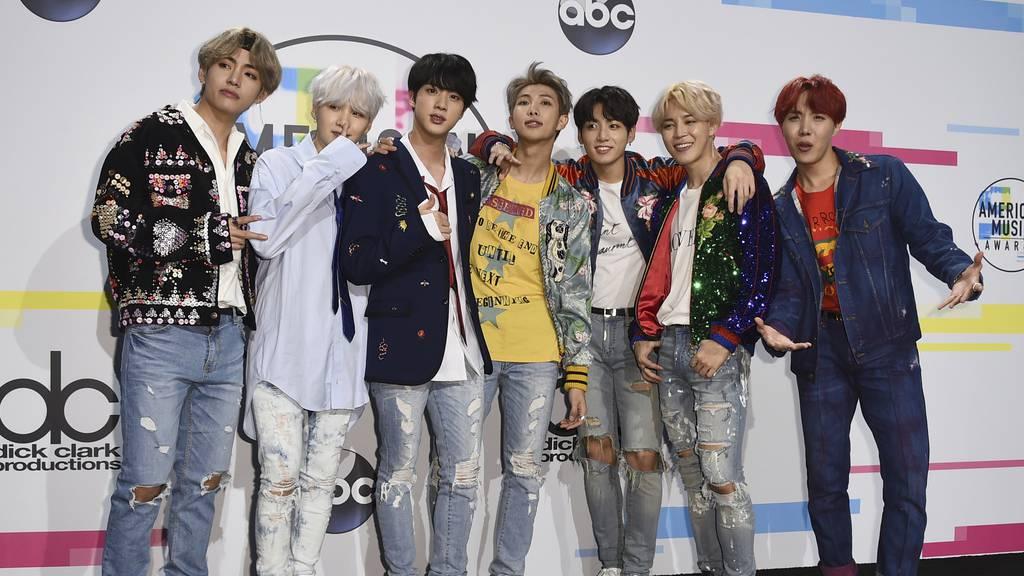 Boyband BTS bricht Youtube-Rekord mit neuem Musikvideo