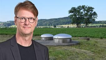 Das Pumpwerk Eichholz in Wohlen ist wegen zu hoher Chlorothalonil-Werte seit sechs Wochen ausser Betrieb.