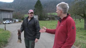 Erschwil: Bauer und Nachbar geraten sich wegen Kuhglocken-Gebimmel in die Haare