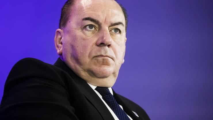 Will bei der UBS mit einem Vermächtnis abtreten: Axel Weber, seit 2012 Verwaltungsratspräsident der grössten Schweizer Bank.