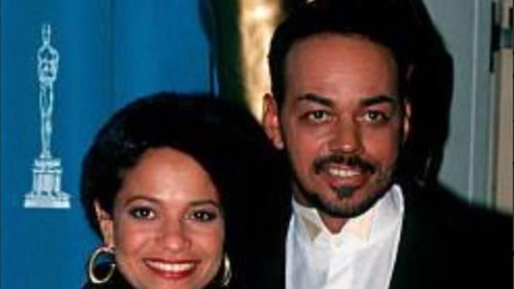 US-Soulsänger James Ingram (im Bild mit seiner langjährigen Kollegin und Schauspielerin Debbie Allen). (Archivbild)