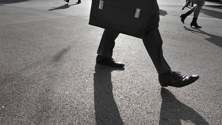 Banken und Behörden auf dem Schweizer Finanzplatz sind bei der Prävention und der Identifizierung krimineller finanzieller Aktivitäten gefordert. (Themenbild)