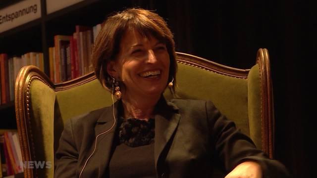 Neuer Job für Altbundesrätin Doris Leuthard